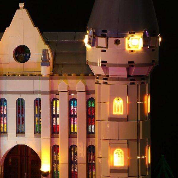Led Light Set For Lego 71043 Harry Movie Compatible 16060 creator Hogwarts Castle Building Blocks Bricks 3 - Bricks Delight