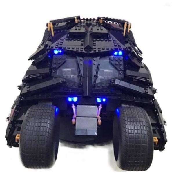 Led Light Set For Lego 76023 7111 super heroes Batman The Tumbler batmobile Blocks technic Building - Bricks Delight