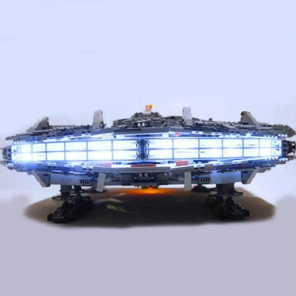 Led light kit for lego 75192 Compatible 05132 Star War Falcon Millennium Building Blocks Model Toys 2 - Bricks Delight