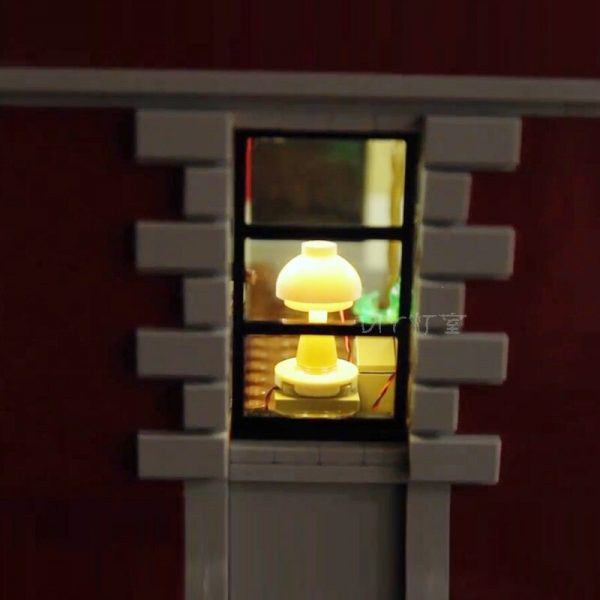 Only Led Light Set For Lego 75827 Building City Street Ghostbusters Firehouse Headquarters Compatible 16001 Blocks 3 - Bricks Delight